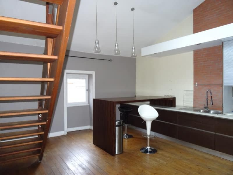 Rental apartment Roanne 600€ CC - Picture 1