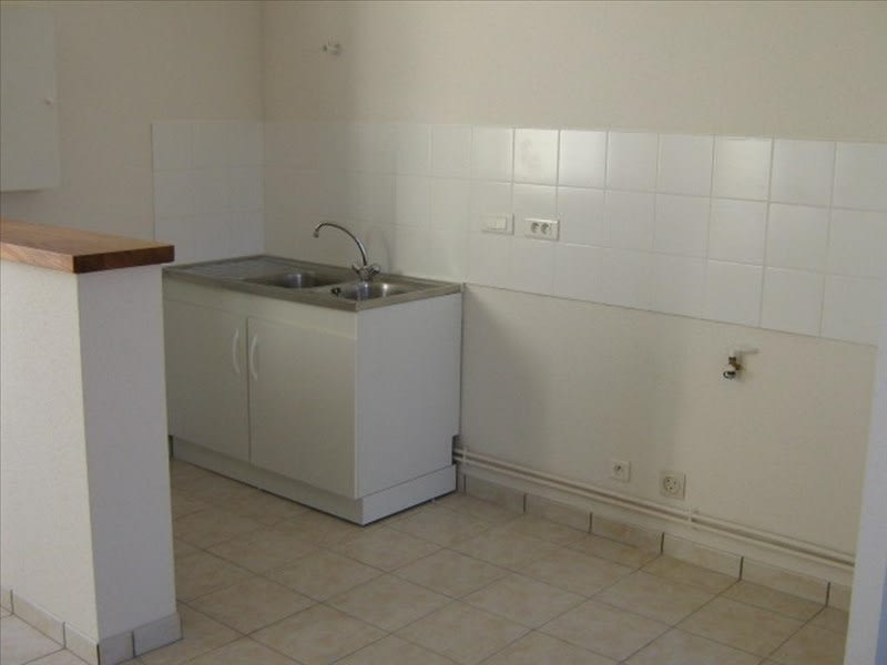 Rental apartment Roanne 571,62€ CC - Picture 1