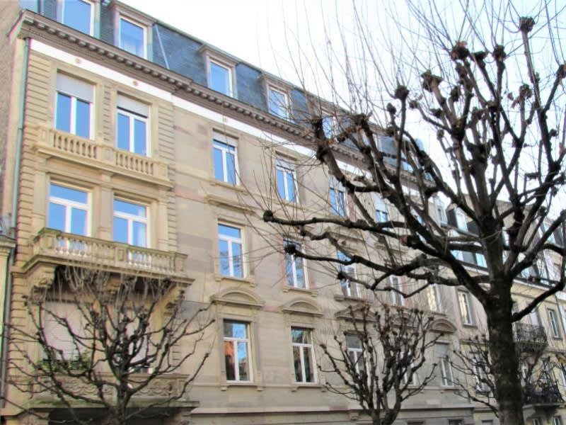 Sale apartment Strasbourg 756 000€ - Picture 1