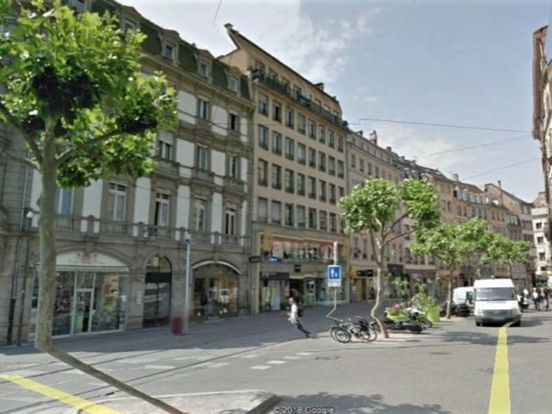 Commercial property sale shop Strasbourg 39500€ - Picture 1