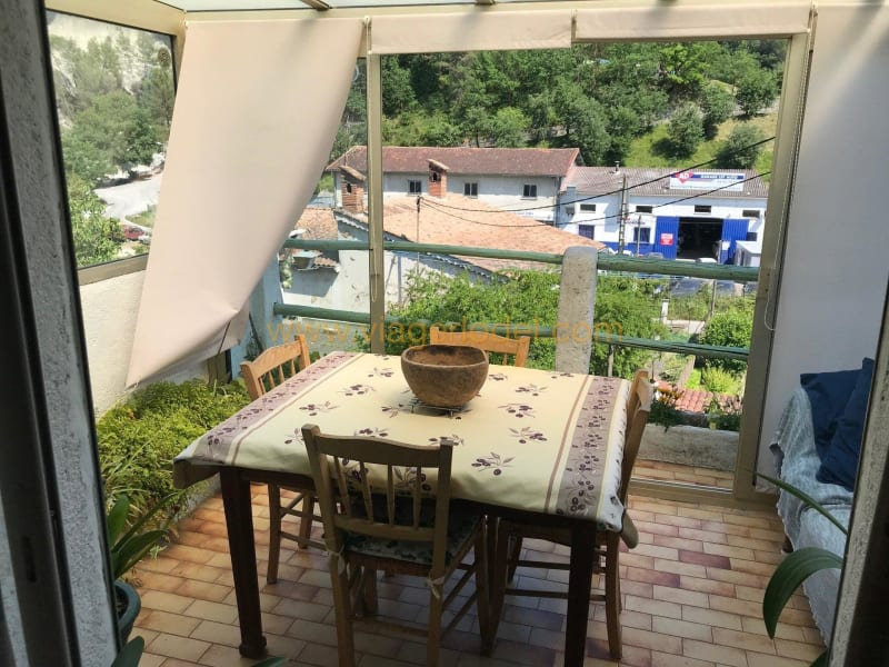Vendita nell' vitalizio di vita casa Contes 45000€ - Fotografia 6