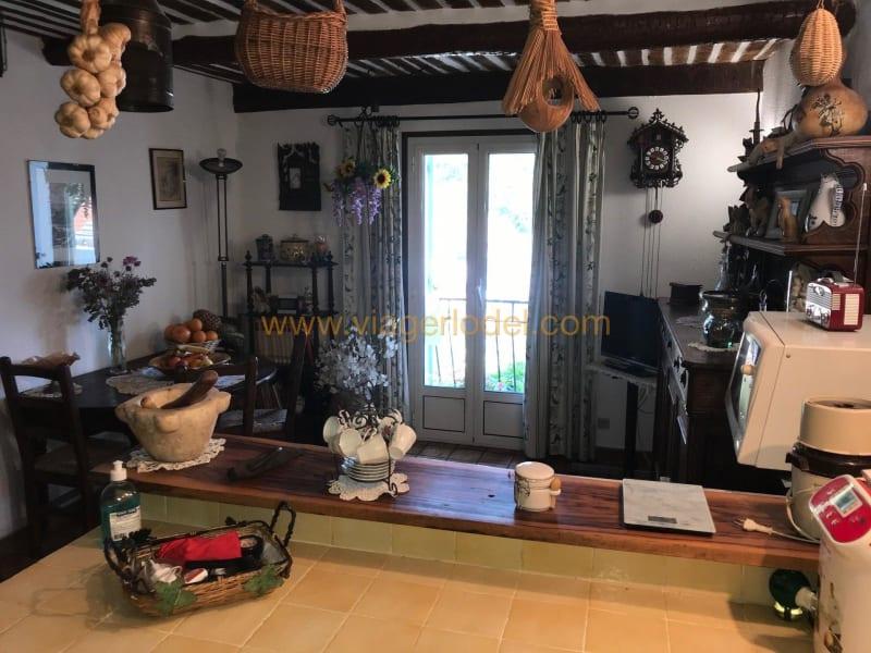 Vendita nell' vitalizio di vita casa Contes 45000€ - Fotografia 7