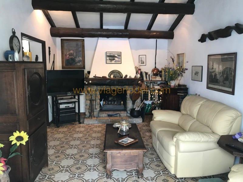 Vendita nell' vitalizio di vita casa Contes 45000€ - Fotografia 4
