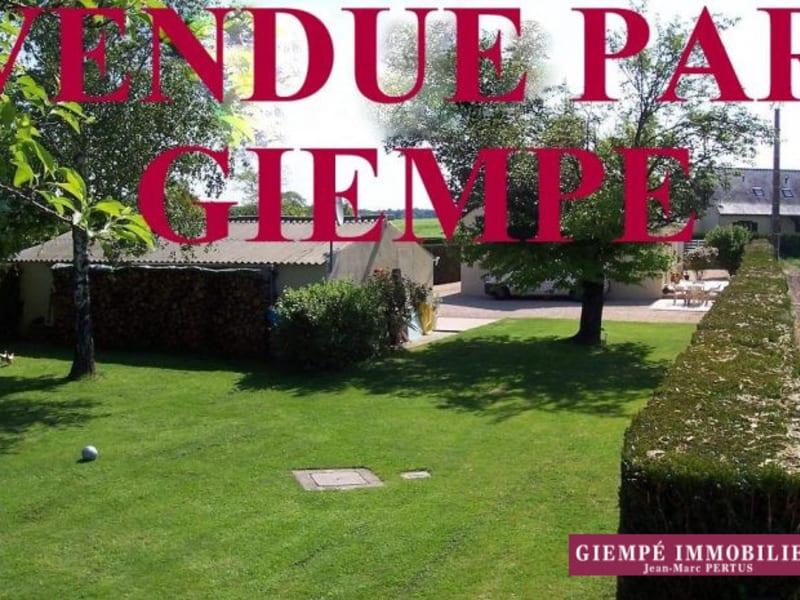 Sale house / villa Chaumont-d'anjou 185000€ - Picture 1