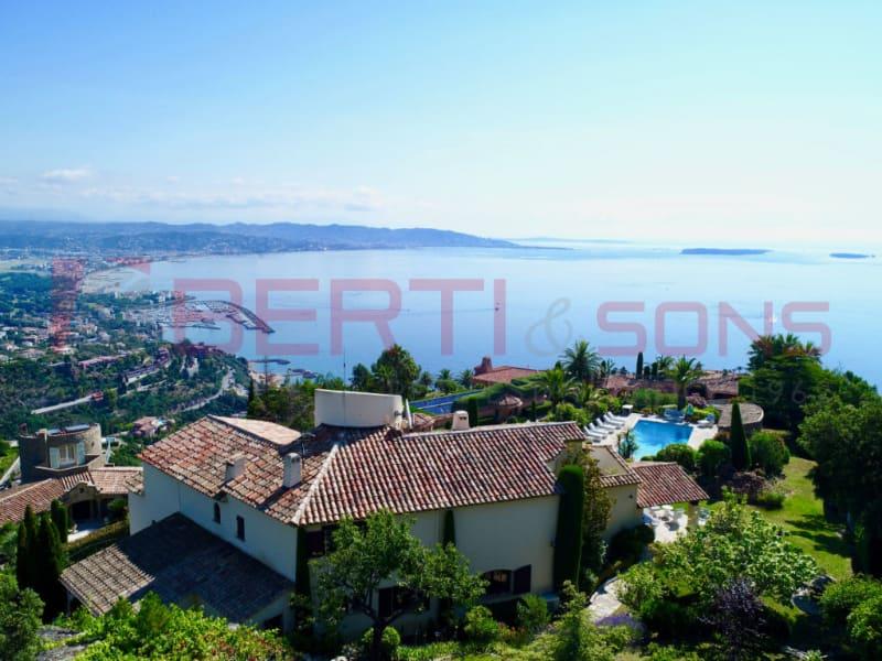 Sale house / villa Theoule sur mer 5900000€ - Picture 1
