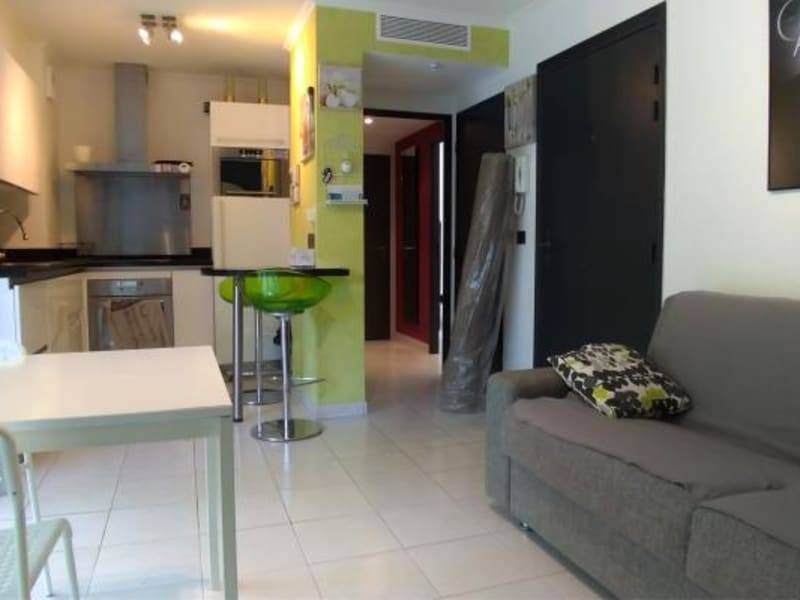 Sale apartment Cannes 212000€ - Picture 5