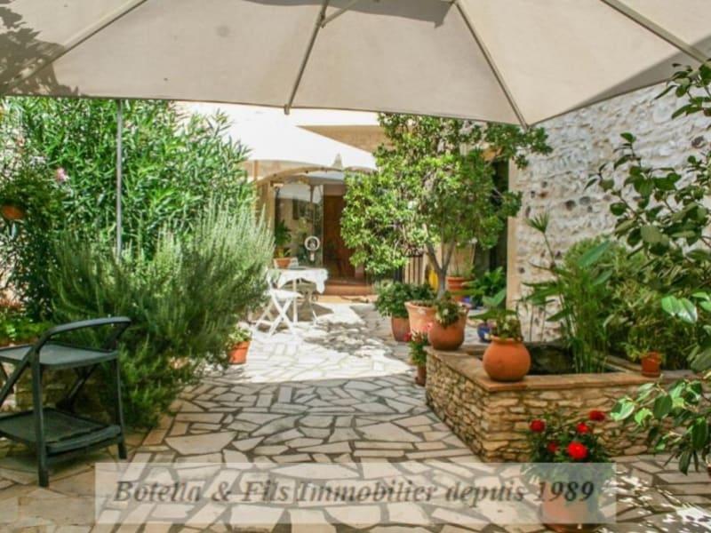 Vente de prestige maison / villa Uzes 445000€ - Photo 1