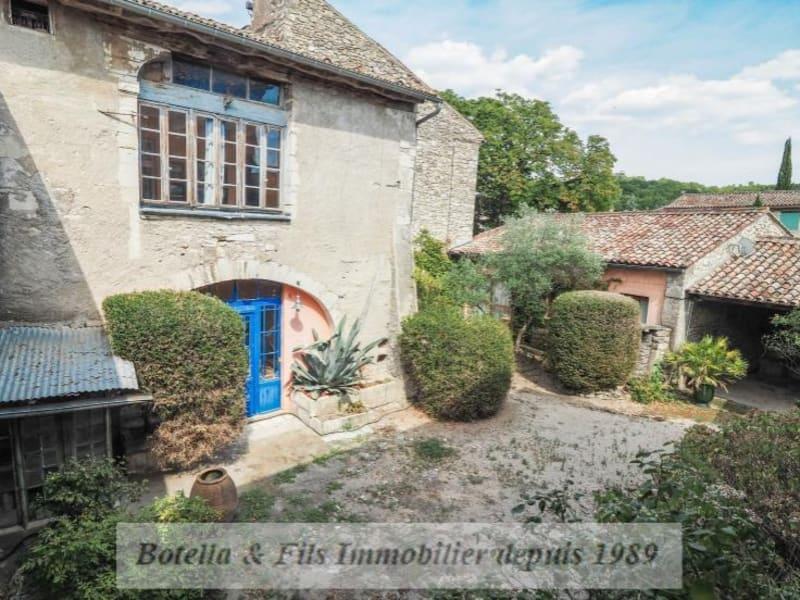 Vente maison / villa Barjac 265000€ - Photo 2