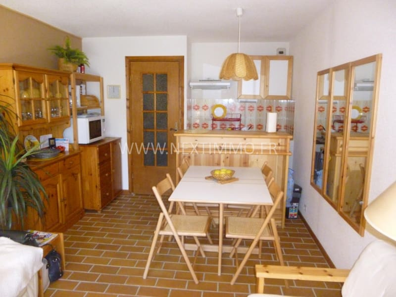 Vendita appartamento Valdeblore 80000€ - Fotografia 12