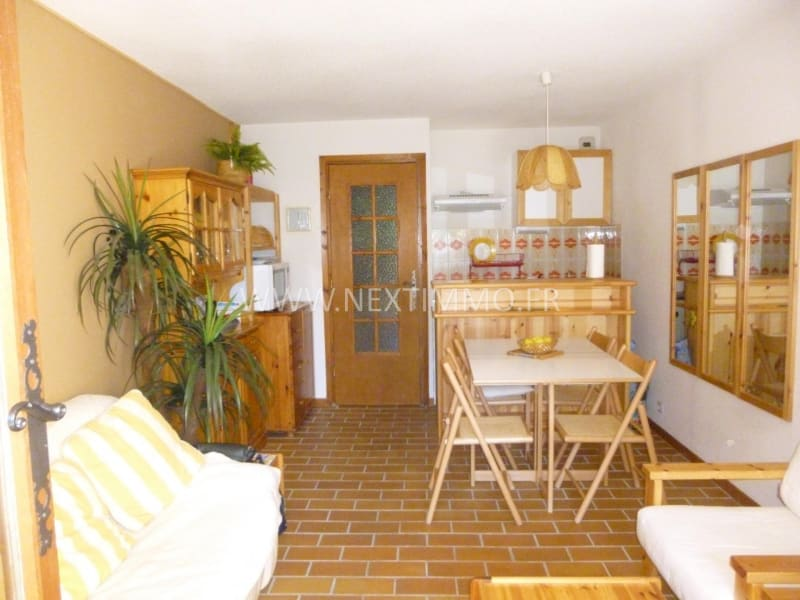 Vente appartement Valdeblore 80 000€ - Photo 2