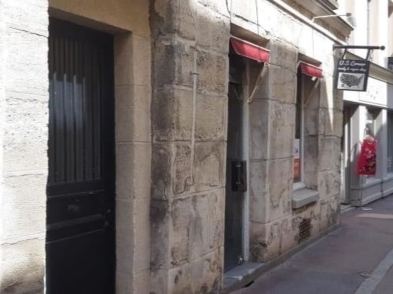 Location local commercial Saint germain en laye 900€ HC - Photo 1