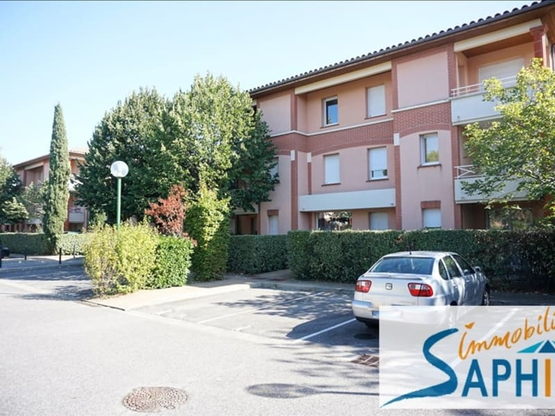 Sale apartment Toulouse 84 800€ - Picture 1