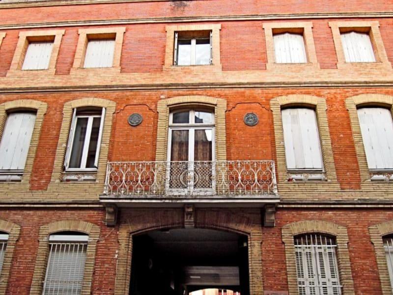 Rental apartment Toulouse 496€ CC - Picture 2
