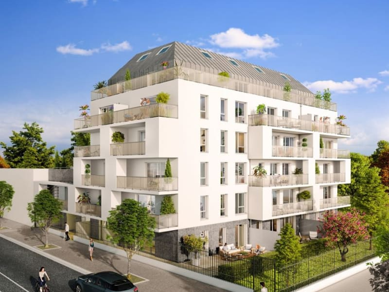 New home sale apartment Choisy-le-roi  - Picture 1
