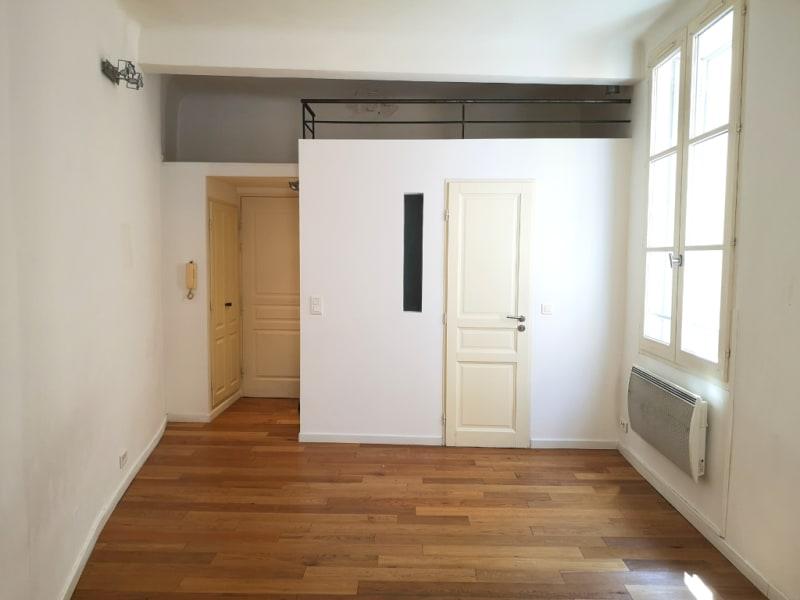 Rental apartment Aix en provence 623€ CC - Picture 1