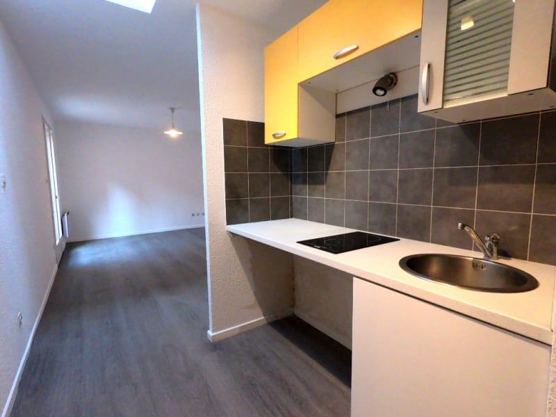 Rental apartment Les milles 592€ CC - Picture 1