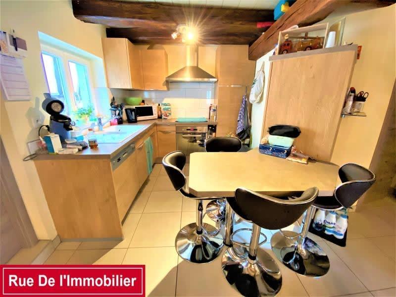 Vente appartement Bouxwiller 155150€ - Photo 3