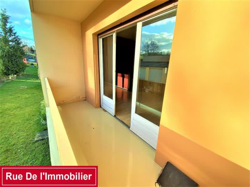 Vente appartement Ingwiller 91 000€ - Photo 1