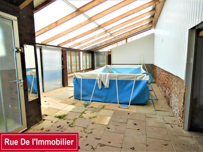 Vente maison / villa Steinbourg 312700€ - Photo 1