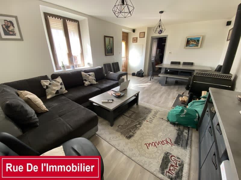 Vente maison / villa Steinbourg 312700€ - Photo 2