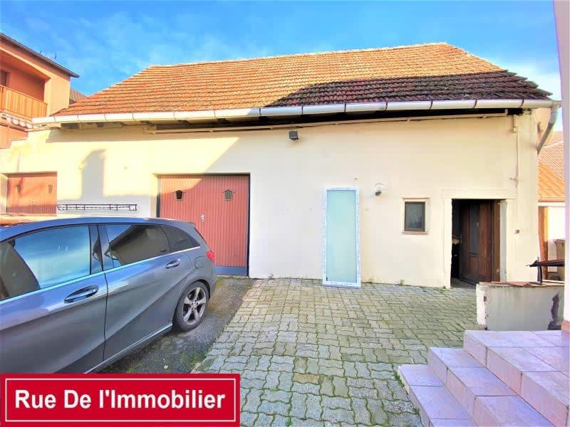 Vente maison / villa Steinbourg 312700€ - Photo 7