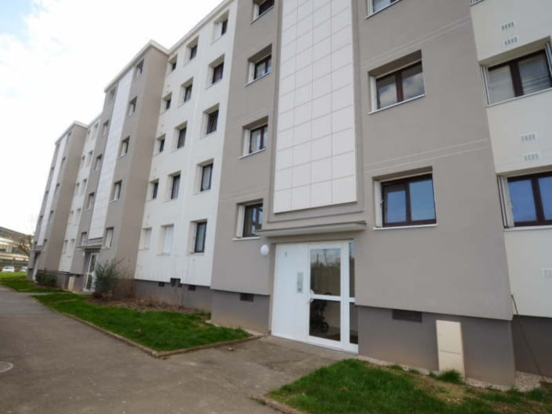 Vente appartement Bois d arcy 164000€ - Photo 1
