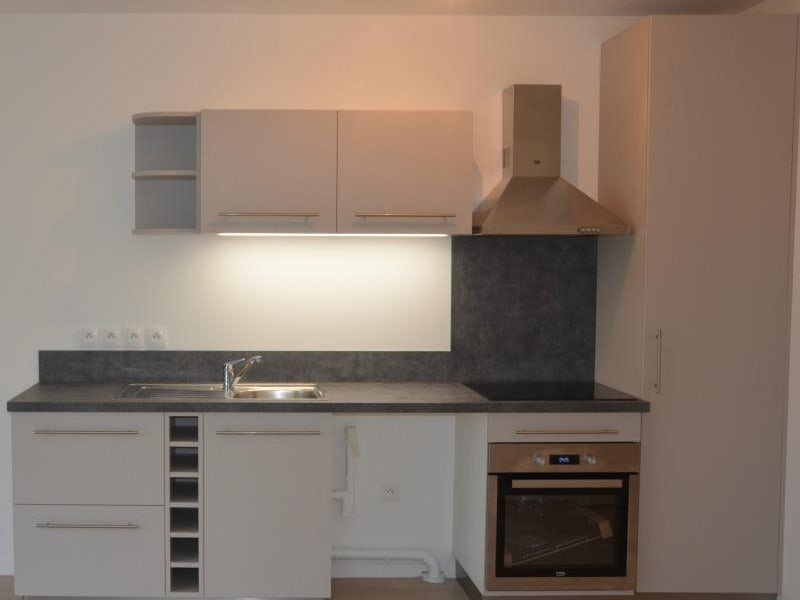 Rental apartment Herouville st clair 655€ CC - Picture 2