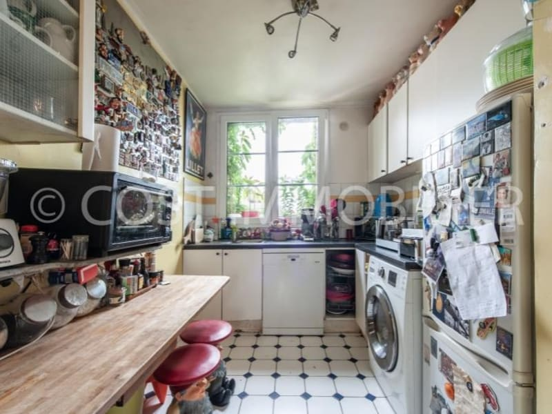Vente appartement Courbevoie 498 000€ - Photo 2