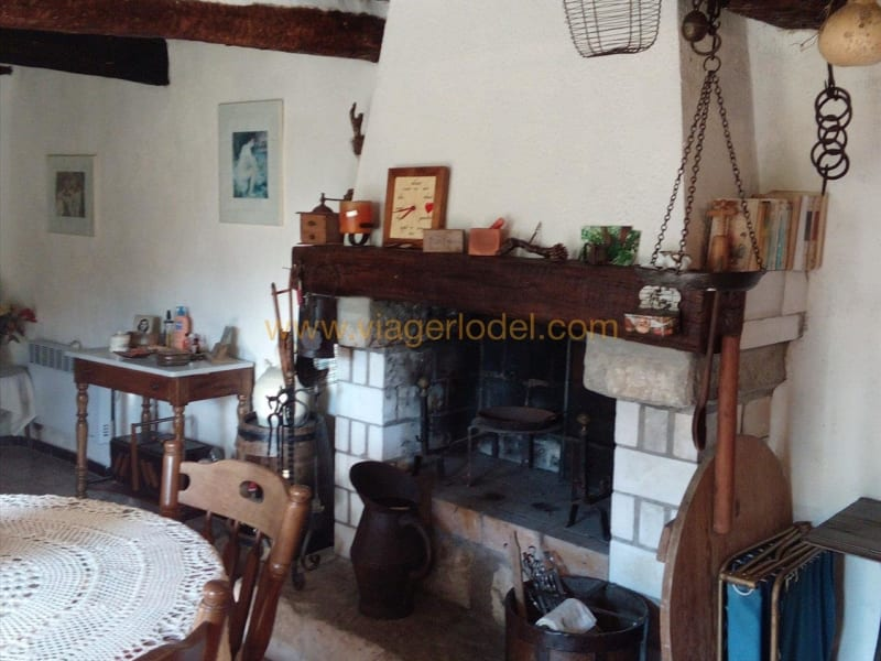 Life annuity apartment Contes 25000€ - Picture 3