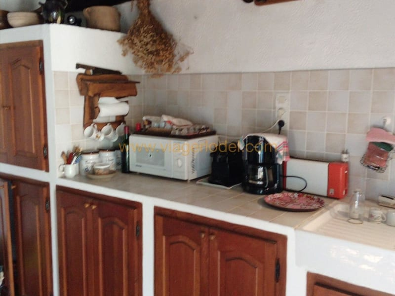 Life annuity apartment Contes 25000€ - Picture 6