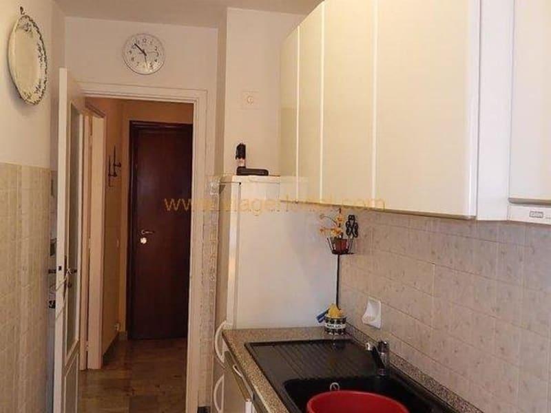 Verkauf auf rentenbasis wohnung Menton 132500€ - Fotografie 6