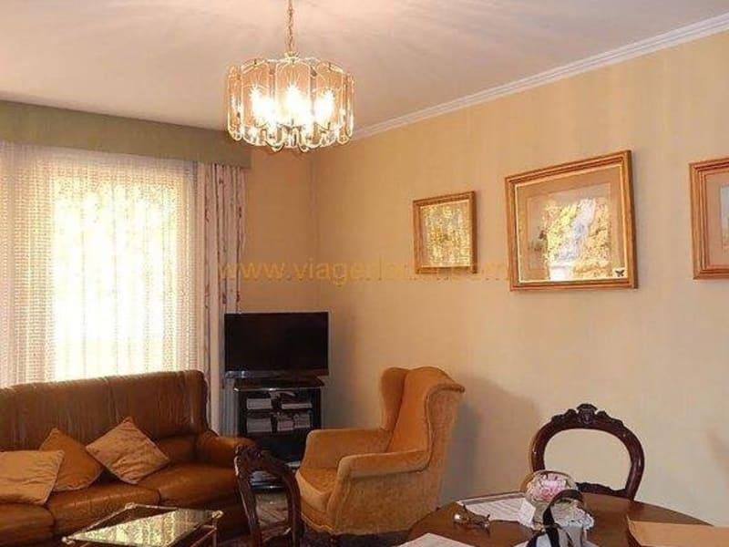 Verkauf auf rentenbasis wohnung Menton 132500€ - Fotografie 5