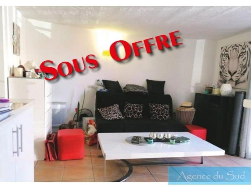Vente appartement Greasque 141000€ - Photo 1