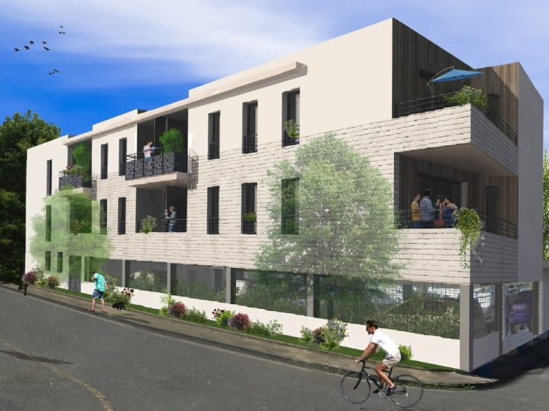 Sale apartment Toulouse 251920€ - Picture 1