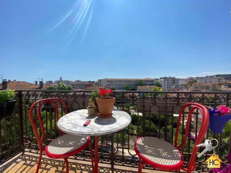 Sale apartment Cannes 390000€ - Picture 1