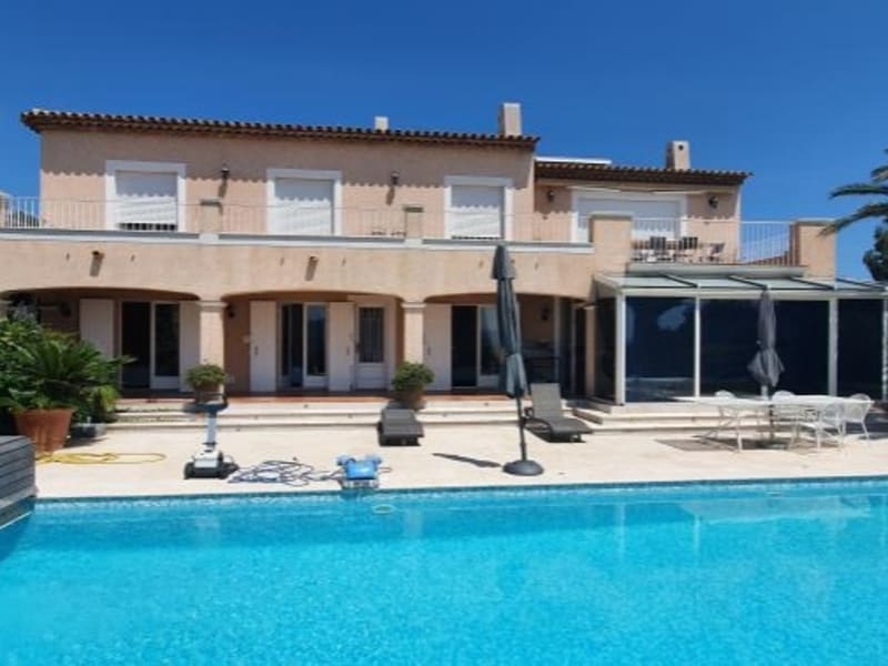 Vente maison / villa Les issambres 995000€ - Photo 1