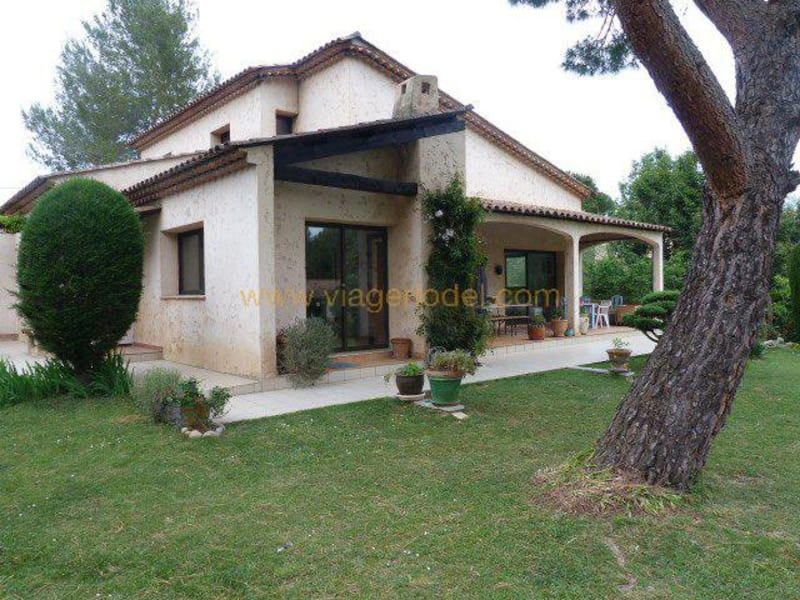 Life annuity house / villa Roquefort-les-pins 345000€ - Picture 2