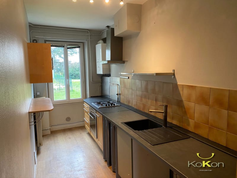 Vente appartement Irigny 220000€ - Photo 7