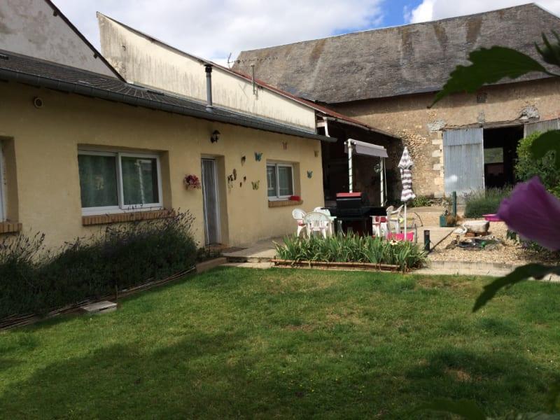 Vente maison / villa Henrichemont 140000€ - Photo 2