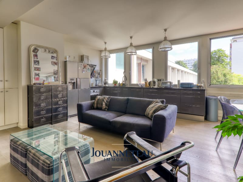 Sale apartment Vanves 499 000€ - Picture 2