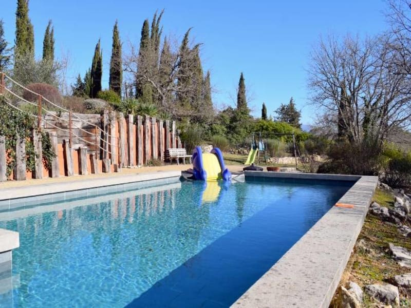 Sale house / villa Fayence 598000€ - Picture 2