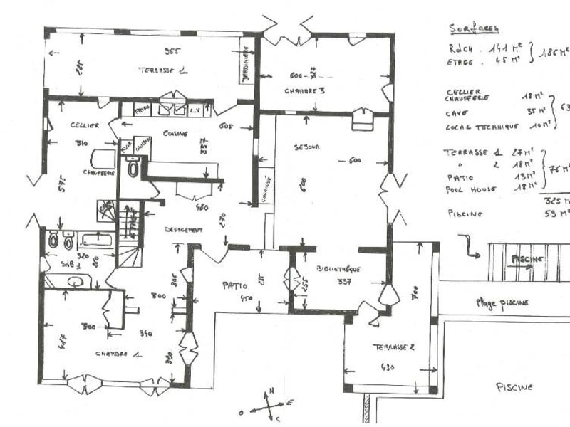 Sale house / villa Fayence 598000€ - Picture 5