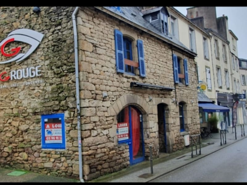 Vente local commercial Quimper 212 000€ - Photo 1