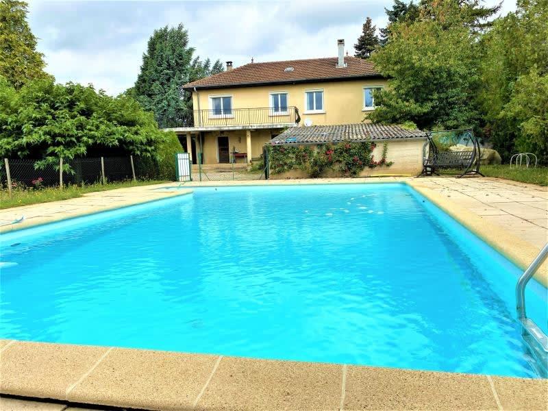 Vente maison / villa St georges d esperanche 345000€ - Photo 1