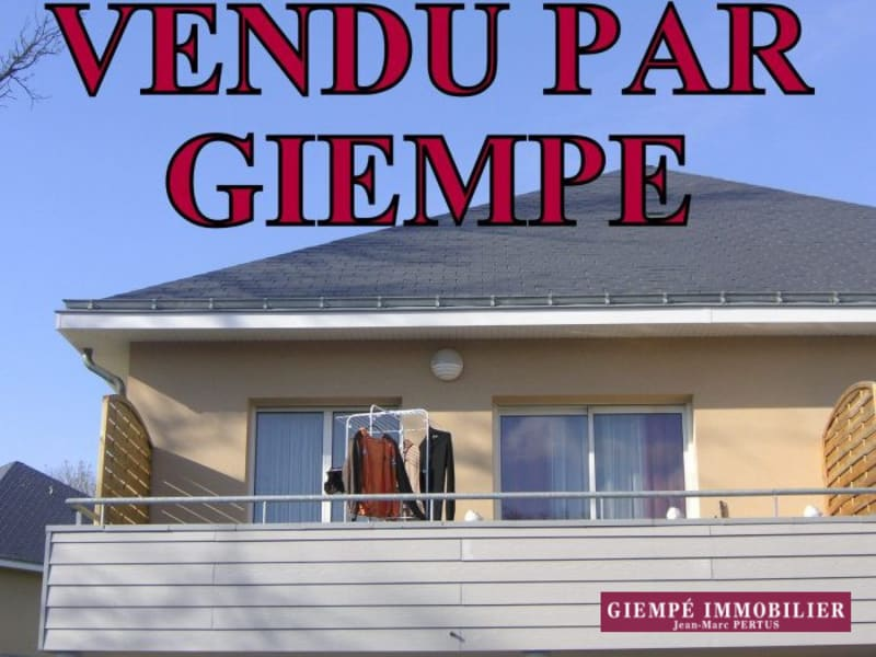 Vente appartement Pellouailles-les-vignes 151000€ - Photo 1