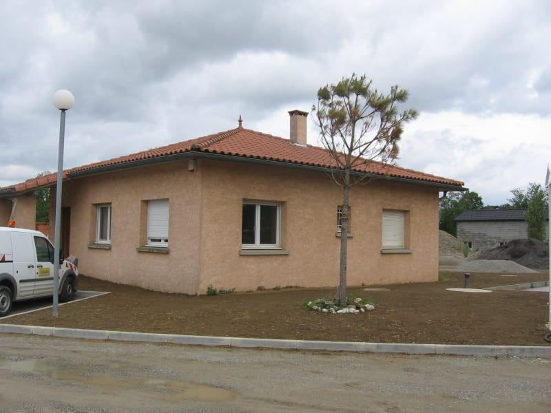 Rental empty room/storage Cornebarrieu 1050€ CC - Picture 1