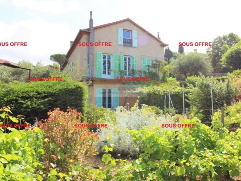 Vente appartement Grasse 215000€ - Photo 1