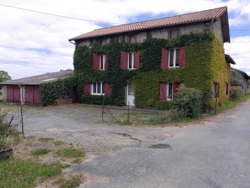 Sale house / villa Pageas 325500€ - Picture 1