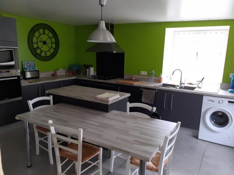 Sale house / villa Pageas 325500€ - Picture 3