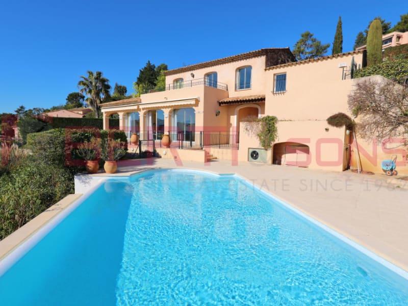 Sale house / villa Mandelieu la napoule 1300000€ - Picture 1
